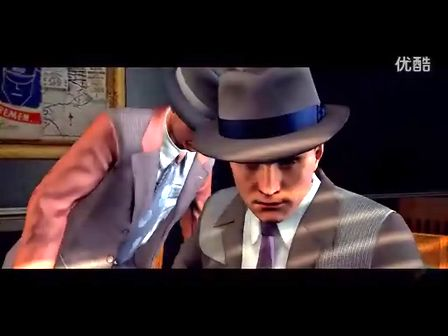 《黑色洛城L.A. Noire》最新游戏预告片 PS3 XBOX360游戏