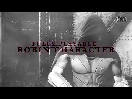 《蝙蝠侠:阿甘之城》罗宾捆绑包-游戏预告片