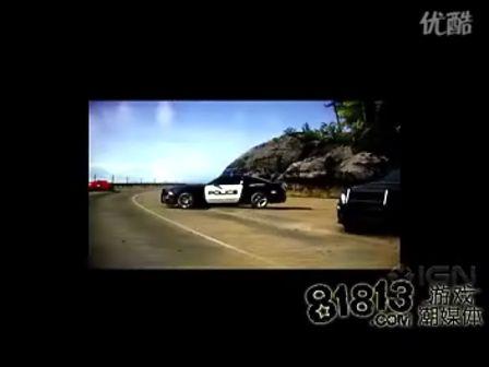 《极品飞车14》E3展游戏预告片