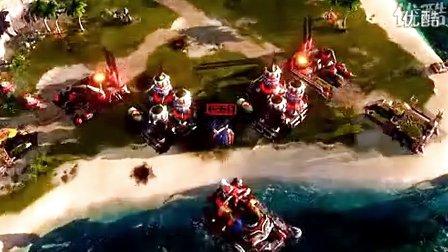 《命令与征服:红色警戒3》游戏预告影像 PS3 XBOX360 PC游戏