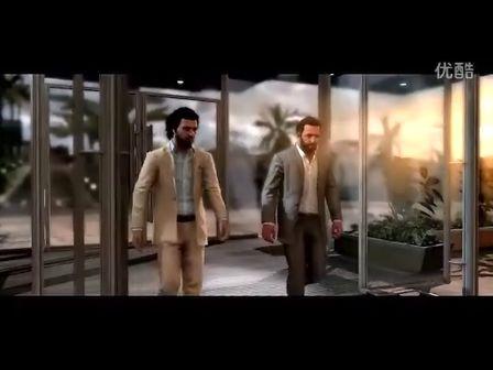 《马克思佩恩3》首部游戏预告