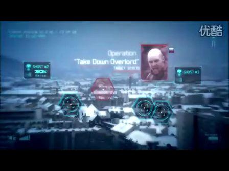 年度游戏预告片——幽灵行动:未来战士