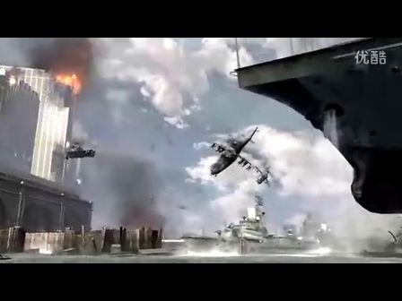 《使命召唤8:现代战争3》单人游戏预告视频
