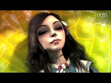 《爱丽丝:疯狂回归 Alice: Madness Return》最新游戏预告视频