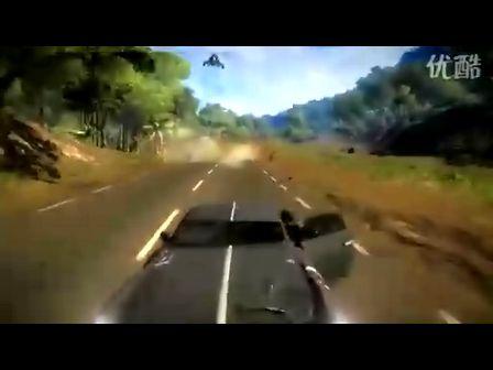 《正当防卫2》最新游戏预告片