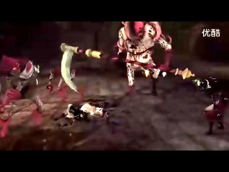 《爱丽丝:疯狂回归》实际战斗演示-游戏预告片