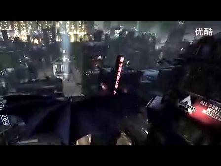 《蝙蝠侠:阿甘之城》第二部游戏预告片