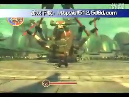 功夫熊猫 神龙大侠选拔赛 视频攻略 游戏攻略秘籍 006