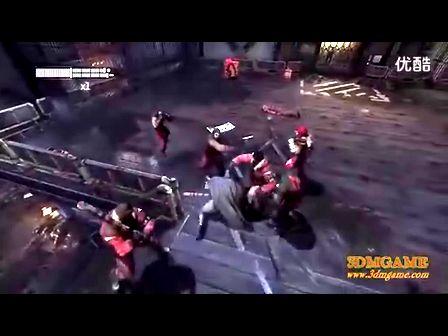 《蝙蝠侠:阿卡姆之城》E3 2012 DLC:哈莉奎因的复仇评测