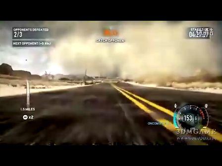 《极品飞车16:亡命天涯》试玩评测