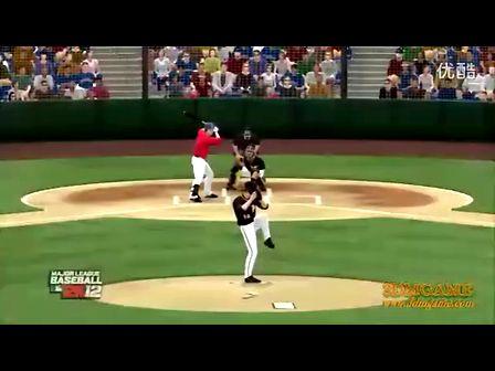 《美国职业棒球大联盟2K12》GT评测视频