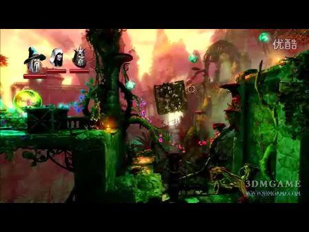 《魔幻三杰2》评测视频