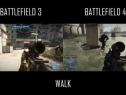 Battlefield 3 VS Battlefield 4 画音质对比