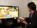 宫本茂亲身演示《皮克敏3》战斗模式 高清