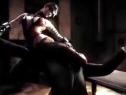 3DMGAME《蝙蝠侠:阿卡姆起源》 人物铜头蛇预告片