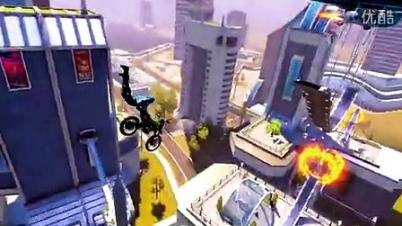 3DMGAME《特技摩托:聚变》预告片