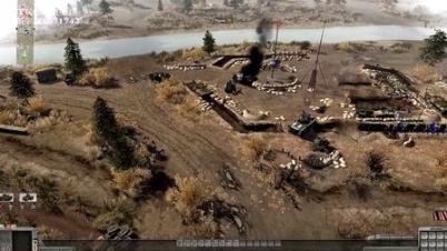 最新RTS二战《战争之人:突袭小队2》试玩解说