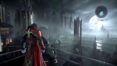 纯黑《恶魔城:暗影之王2》视频攻略