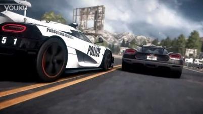《极品飞车18》超级新跑车