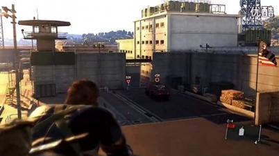 《合金装备5:原爆点》演示视频