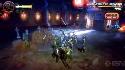 剑勇传奇:忍者龙剑传Z IGN 5.6分