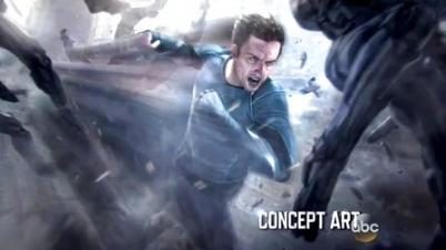 《复仇者联盟2:奥创纪元》全新概念设计图发布