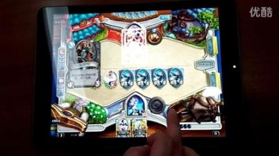 iPad版《炉石传说》试玩视频