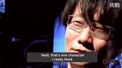 3DMGAME 小岛秀夫最喜欢的合金装备5大角色