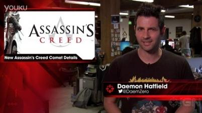 《刺客信条:彗星》游戏细节 IGN报道