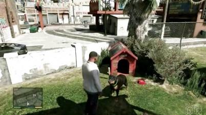 【帅玩】《侠盗飞车5》爆笑评测(GTA5)