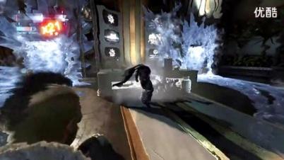 《蝙蝠侠:阿卡姆起源》DLC演示
