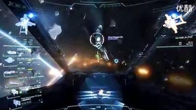 3DMGAME PAX 2014《星际公民》游戏演示