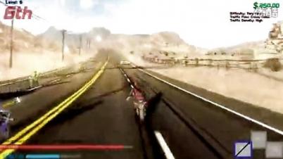 3DMGAME《公路救赎》45秒Alpha演示