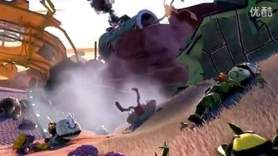 3DMGAME《植物大战僵尸:花园战争》DLC预告