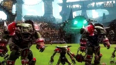 《怒火橄榄球2》比赛画面预告