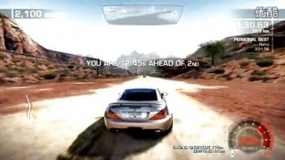 极品飞车14 Sun Sand Supercars 前世界纪录 3:21.34(By Rahu