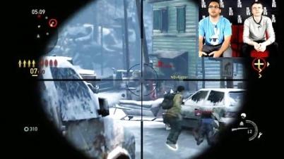 《美国末日》第三弹DLC新武器新技能演示