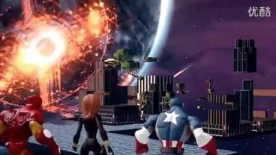 3DMGAME《迪斯尼:无限2》漫威超级英雄预告