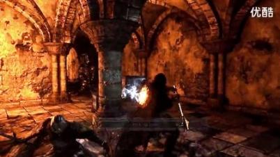 《黑暗之魂2》Mod效果演示视频1