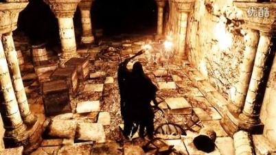 《黑暗之魂2》Mod效果演示视频2
