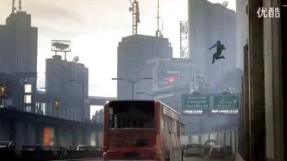 《使命召唤11:高级战争》玩家自制预告片