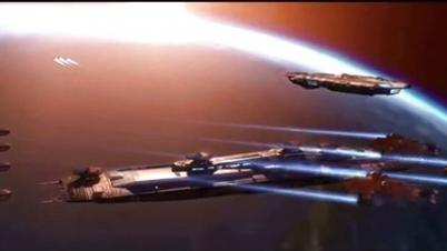 3D太空RTS《家园2》FXMOD V2 宣传片