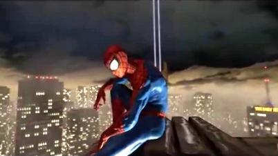 神奇蜘蛛侠2-游戏实况第一期