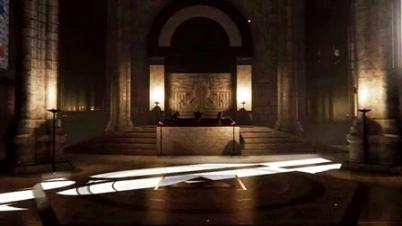 """虚幻4引擎重制《塞尔达传说》""""时之神殿"""""""