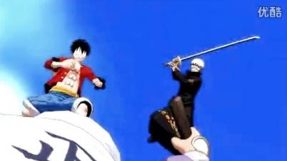 《海贼王:无尽世界R》宣传PV第二弹