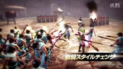 《无双大蛇2:终极版》PS4版新预告