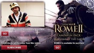 《罗马2:全面战争》新DLC添加新派系新战役