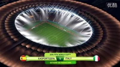 《FIFA 14 终极球队》世界杯官方