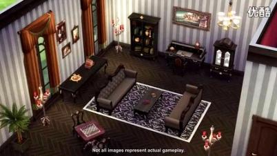 《模拟人生4》建造模式官方游戏预告片