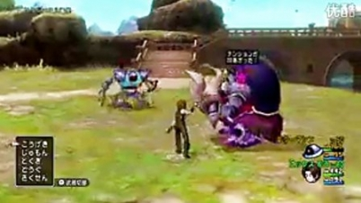 3DMGAME《勇者斗恶龙X》2.2版本预告